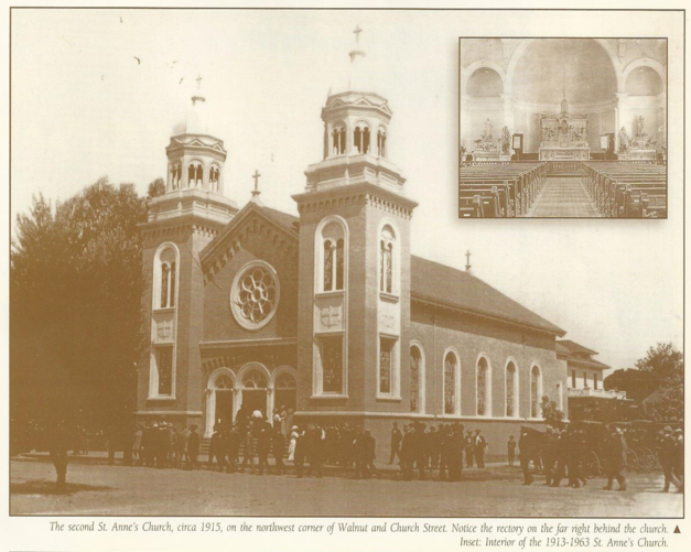 2nd Catholic Church in Lodi